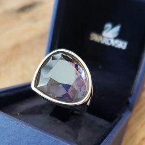 Gorgeous Swarovski statement cocktail ring